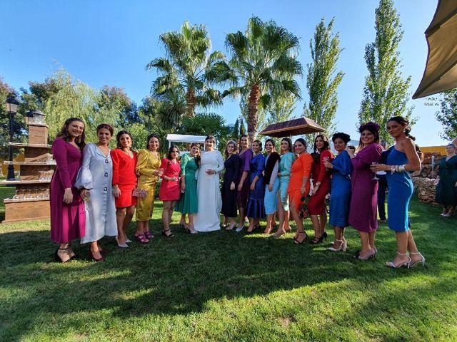 La boda de Diego y Rocío en Salvaleon, Badajoz 5