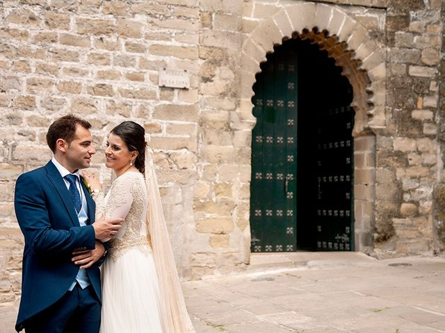 La boda de Rocío y José Miguel