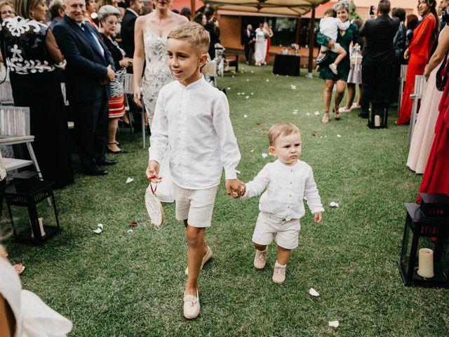 La boda de Javi y Sara en Ponferrada, León 22