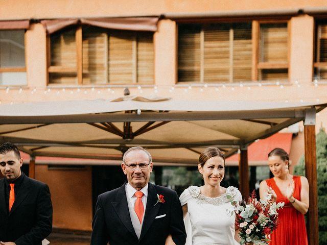 La boda de Javi y Sara en Ponferrada, León 23