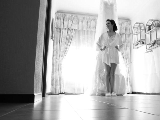 La boda de Diego y Sara en Niebla, Huelva 5