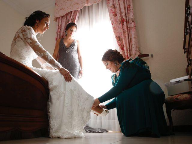 La boda de Diego y Sara en Niebla, Huelva 6