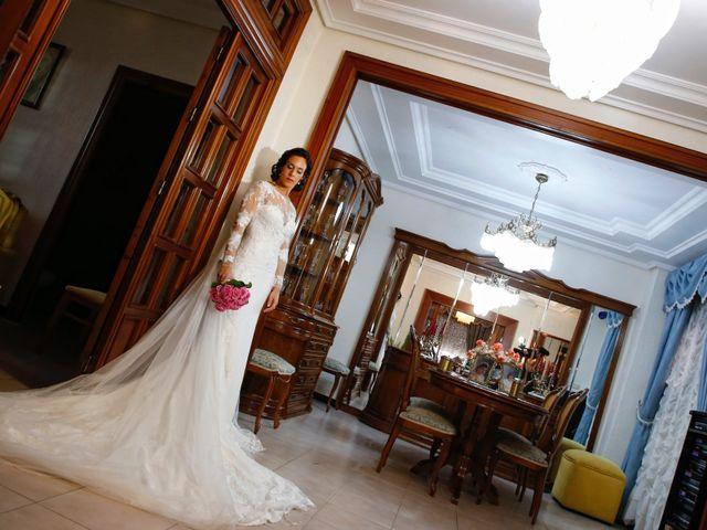 La boda de Diego y Sara en Niebla, Huelva 8