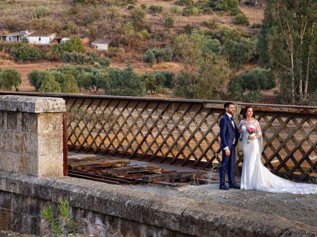 La boda de Diego y Sara en Niebla, Huelva 10