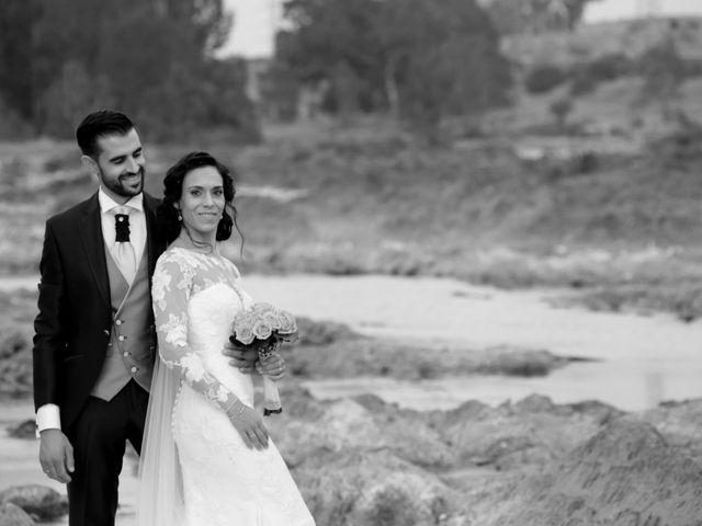 La boda de Diego y Sara en Niebla, Huelva 12