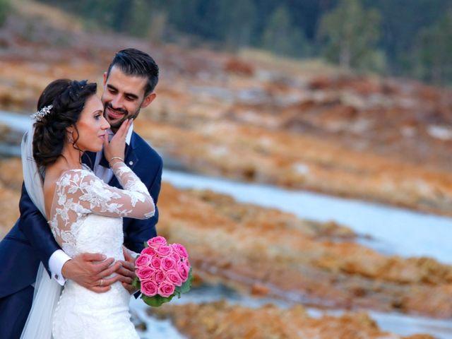 La boda de Diego y Sara en Niebla, Huelva 13