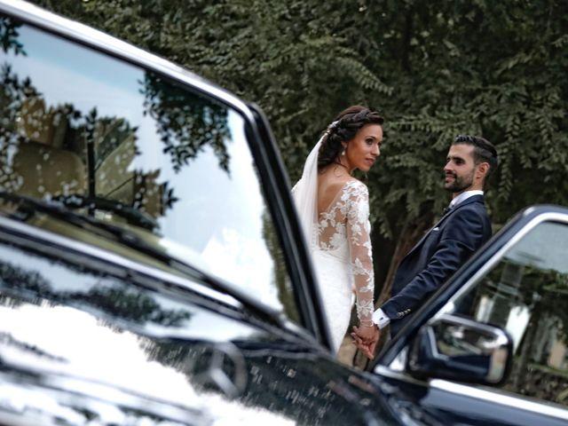 La boda de Diego y Sara en Niebla, Huelva 16
