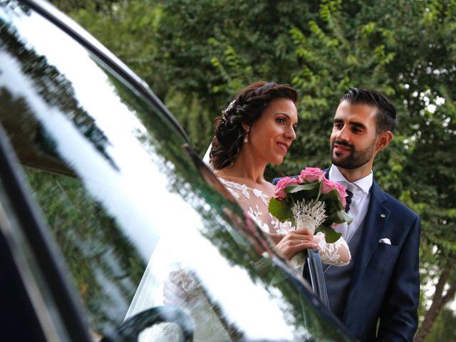 La boda de Diego y Sara en Niebla, Huelva 18