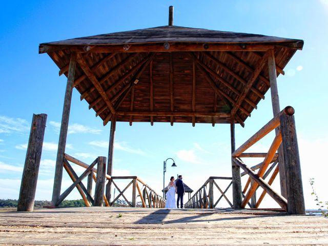 La boda de Diego y Sara en Niebla, Huelva 20