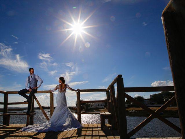 La boda de Diego y Sara en Niebla, Huelva 21