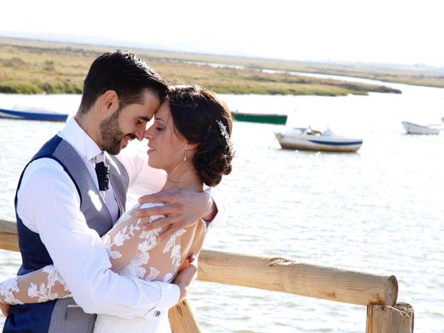 La boda de Diego y Sara en Niebla, Huelva 23