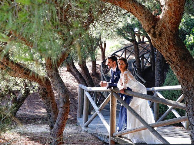 La boda de Diego y Sara en Niebla, Huelva 25