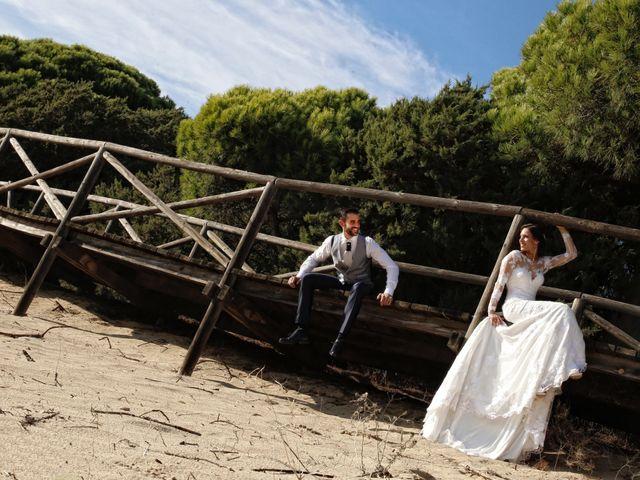 La boda de Diego y Sara en Niebla, Huelva 27