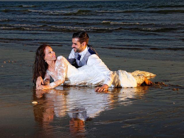 La boda de Diego y Sara en Niebla, Huelva 29