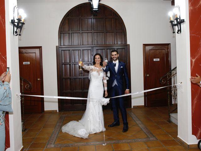 La boda de Diego y Sara en Niebla, Huelva 34
