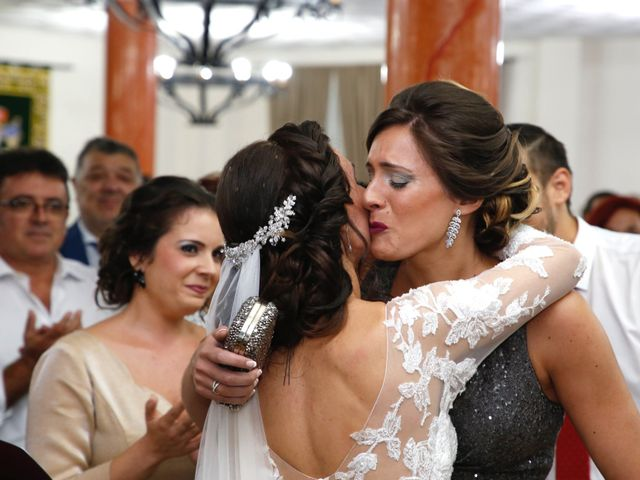 La boda de Diego y Sara en Niebla, Huelva 35