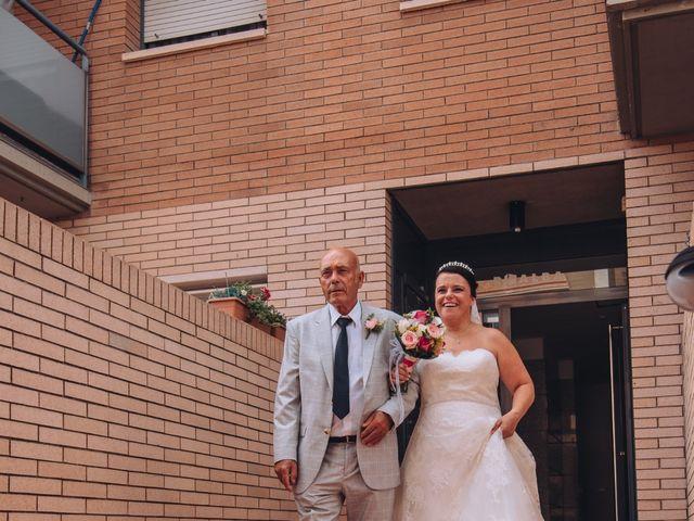 La boda de Ivan y Eva en Castelldefels, Barcelona 32