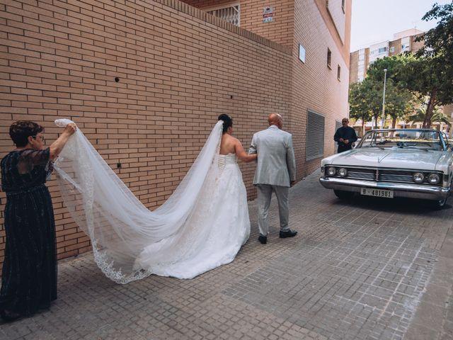 La boda de Ivan y Eva en Castelldefels, Barcelona 33