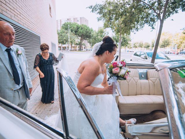 La boda de Ivan y Eva en Castelldefels, Barcelona 35