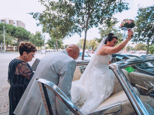 La boda de Ivan y Eva en Castelldefels, Barcelona 36