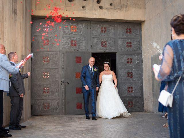 La boda de Ivan y Eva en Castelldefels, Barcelona 48