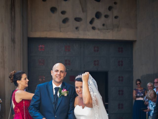 La boda de Ivan y Eva en Castelldefels, Barcelona 50