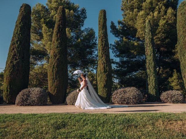 La boda de Ivan y Eva en Castelldefels, Barcelona 61