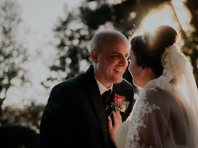 La boda de Eva y Ivan