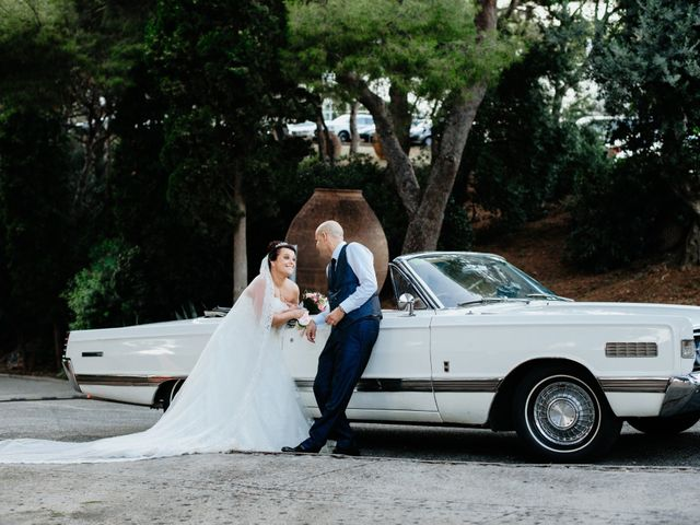 La boda de Ivan y Eva en Castelldefels, Barcelona 78