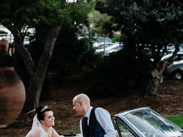 La boda de Ivan y Eva en Castelldefels, Barcelona 79