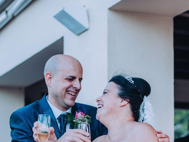 La boda de Ivan y Eva en Castelldefels, Barcelona 86
