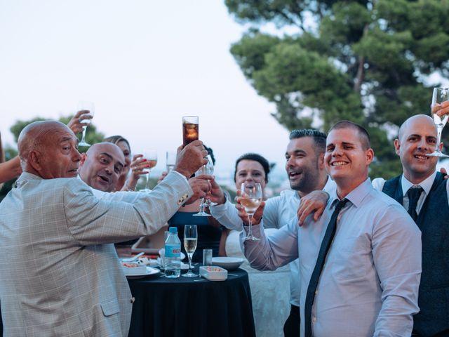 La boda de Ivan y Eva en Castelldefels, Barcelona 90