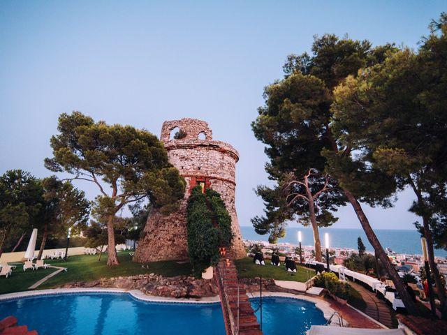 La boda de Ivan y Eva en Castelldefels, Barcelona 91