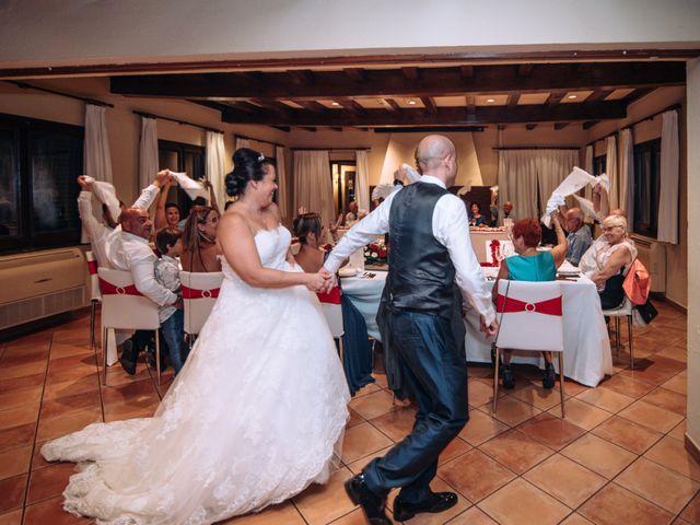 La boda de Ivan y Eva en Castelldefels, Barcelona 99
