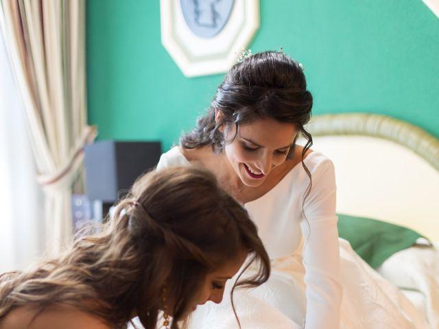 La boda de Sandra y Oscar en Madrid, Madrid 12