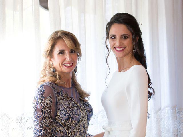 La boda de Sandra y Oscar en Madrid, Madrid 17
