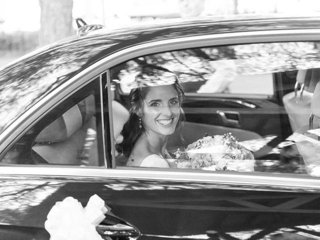 La boda de Sandra y Oscar en Madrid, Madrid 18