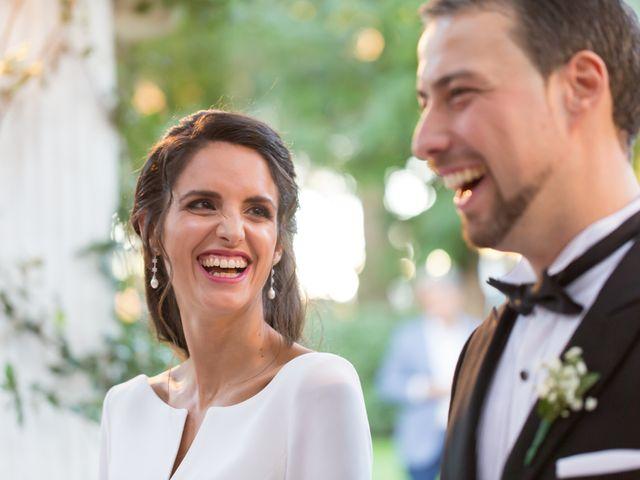 La boda de Sandra y Oscar en Madrid, Madrid 22