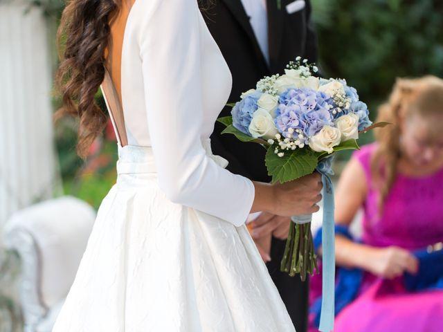 La boda de Sandra y Oscar en Madrid, Madrid 24
