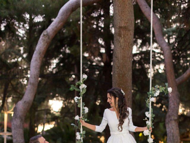 La boda de Sandra y Oscar en Madrid, Madrid 32