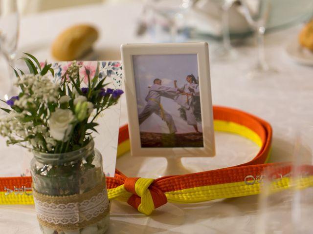 La boda de Sandra y Oscar en Madrid, Madrid 34