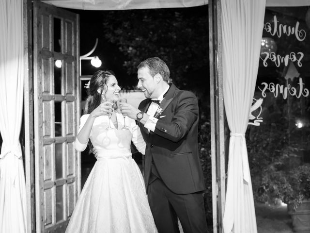 La boda de Sandra y Oscar en Madrid, Madrid 35