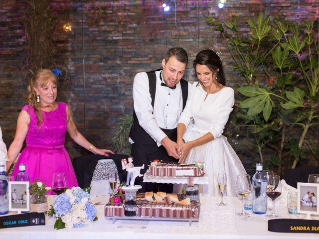 La boda de Sandra y Oscar en Madrid, Madrid 37