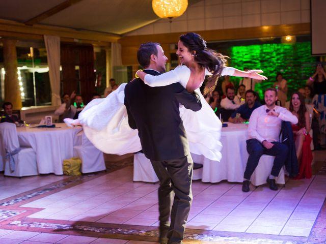 La boda de Sandra y Oscar en Madrid, Madrid 42