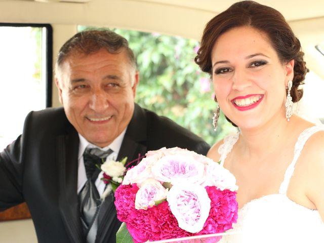 La boda de Nuria y Manuel en Calp/calpe, Alicante 1