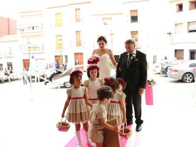 La boda de Nuria y Manuel en Calp/calpe, Alicante 2