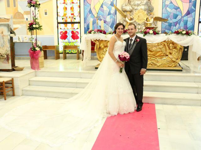 La boda de Nuria y Manuel en Calp/calpe, Alicante 3