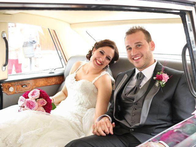 La boda de Nuria y Manuel en Calp/calpe, Alicante 4