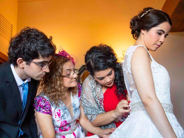 La boda de Ignacio y Gloria en Olite, Navarra 21