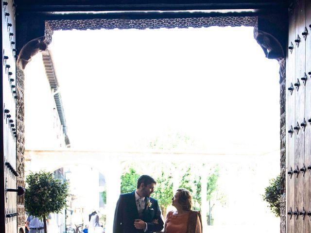 La boda de Ignacio y Gloria en Olite, Navarra 26